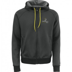 Scott Jacket Hoody Factory Team black/yellow XL