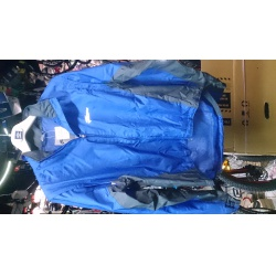 Spark bunda modrá L odepínací rukáv
