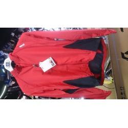 Agu Jacket Quaser red M