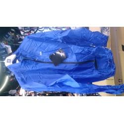 Agu Lite pláštěnka L modrá