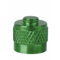 čepička autoventilek zelená