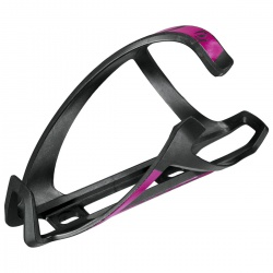 Syncros Bottle Cage Tailor cage 2.0 R black/azalea pink
