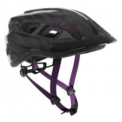 Scott Supra black/violet 54-61cm