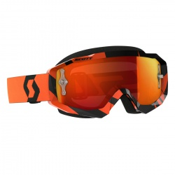 Scott Goggle Hustle MX black/orange orange chrome works