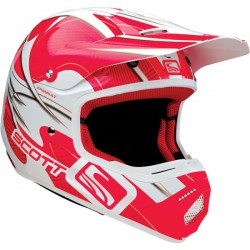 Scott  Vapor 250 red L 51-52cm Junior
