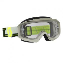 Scott Hustle MX grey/yellow clear works