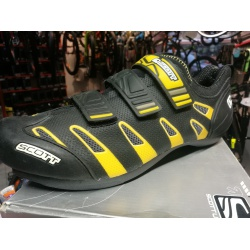 Scott Team Road black/yellow 43