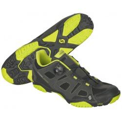 Scott Trail Boa Evo black/lime green 43