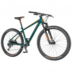 Scott Aspect 900 cobalt green/orange 2019 XXL