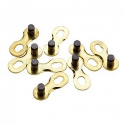 Spojka SRAM PowerLink Gold 9 rychl., zlatá, nebalené 1 ks