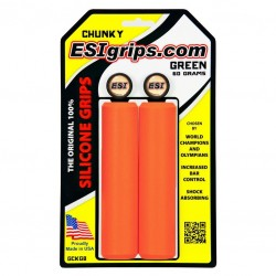 ESIgrips Chunky orange