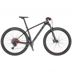 Scott Scale 940 black/red 2020 L